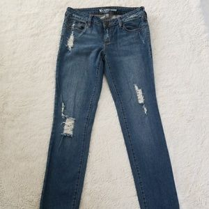 Like New Super Skinny by bullhead size 7